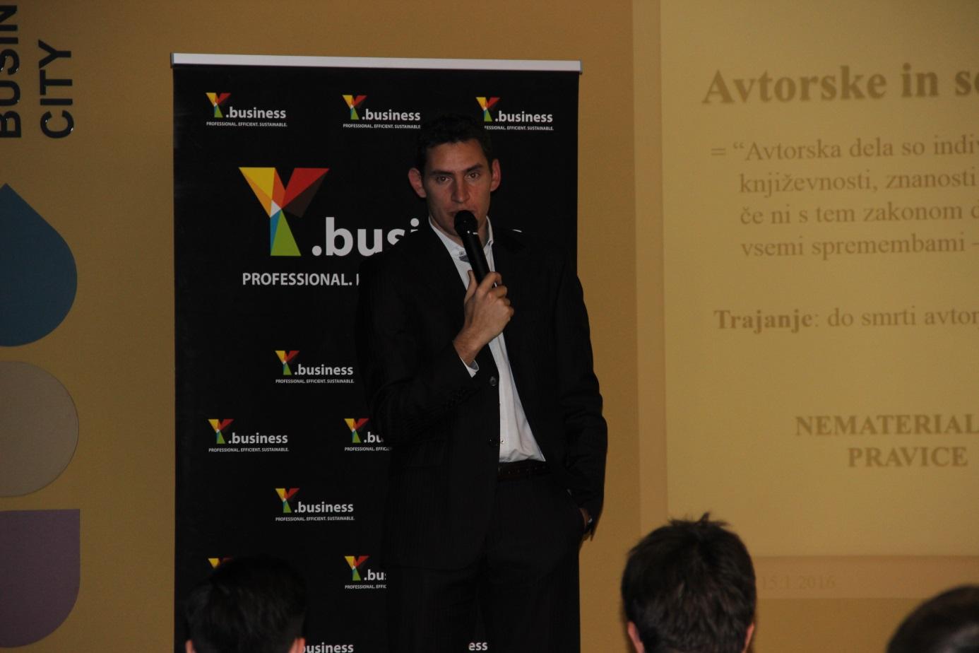 Slika 5: Tadej Černivec, IPRC, d.o.o.