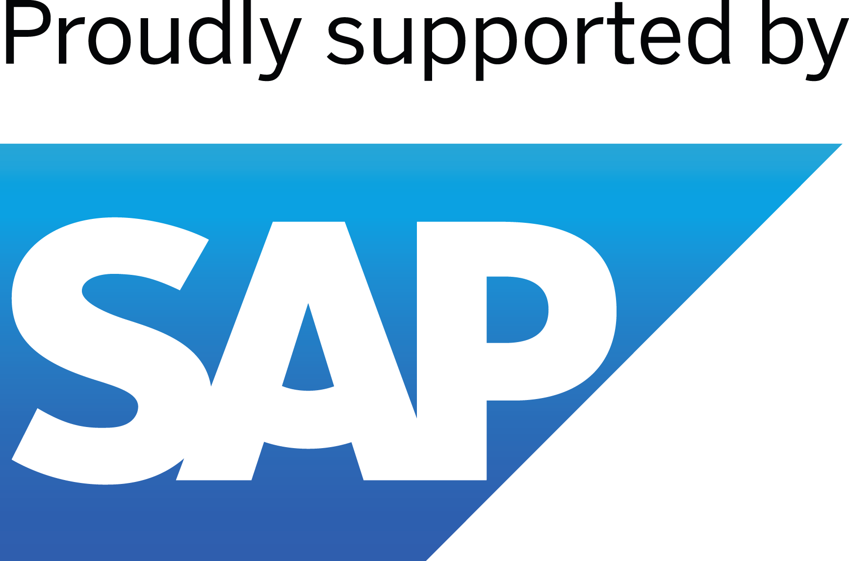 SAP scrn proudly supported by R pos