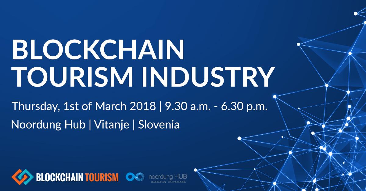 banner Blockchain Turism 2018